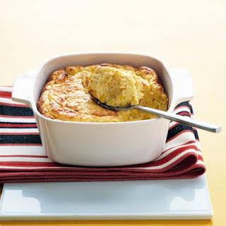 Cheddar-Corn Spoon Bread.