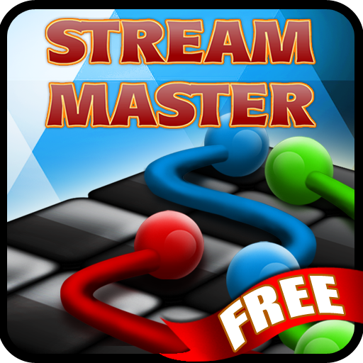 Stream Master Free LOGO-APP點子