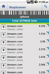 ShopScanner screenshot 2