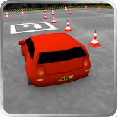 Precision Driving Retro 3D