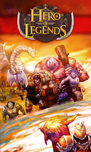 Hero of Legends- screenshot thumbnail
