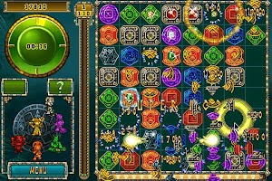 Screenshot of Treasures of Montezuma 2 Free
