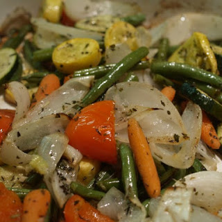 Herb-Roasted Vegetables.