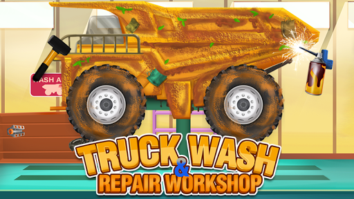 Truck Wash Repair Workshop
