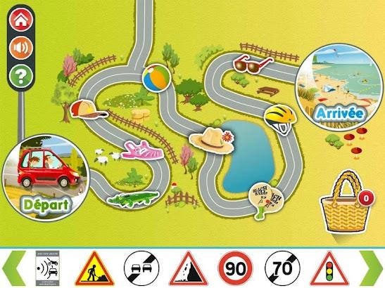 Sécurité routière Junior screenshot