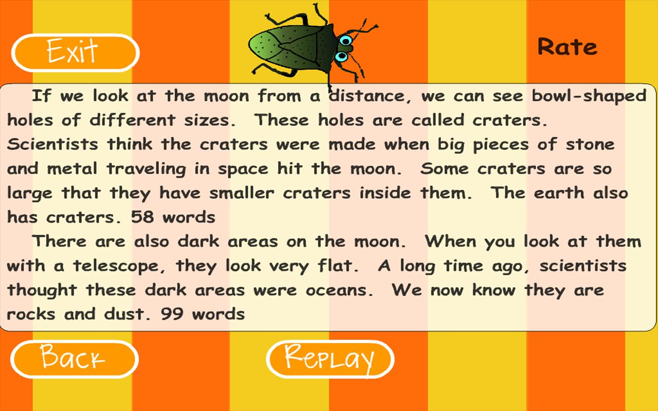 Fluency Level 3- screenshot