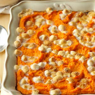 Creamy Sweet Potatoes