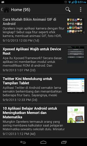 Oprek Android