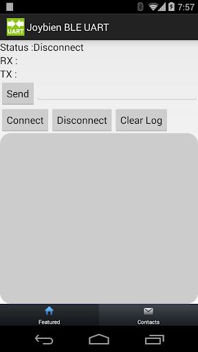 Joybien Bluetooth 4.0 UART