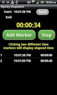 Mystery Shopwatch- screenshot thumbnail