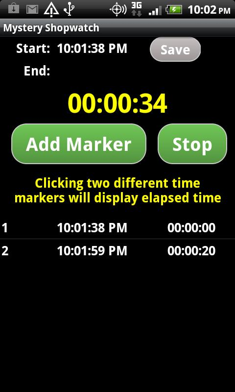 Mystery Shopwatch- screenshot