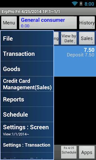 ErpLite - Invoice Estimate