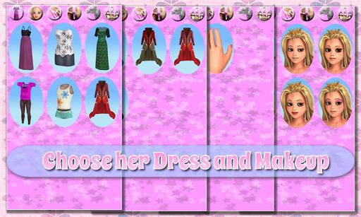 My Little Talking Princess Pro  screenshots 7