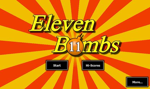 Eleven Bombs
