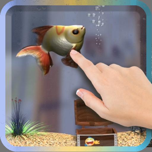 金魚ペット携帯電話に 個人化 App LOGO-硬是要APP