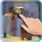 Goldfish Pet In Your Phone 3D