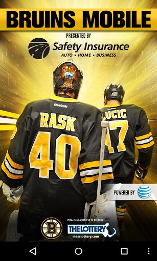 Boston Bruins Official App