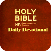 NIV Daily Devotional Bible