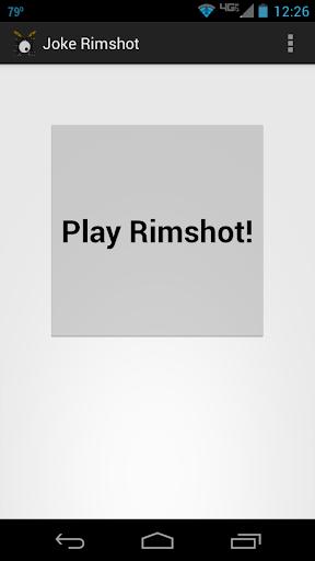 Joke Rimshot