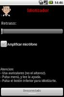 Screenshot of Idiotizer