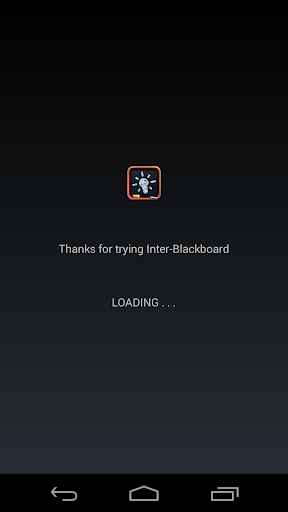 Inter-Blackboard