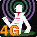 4G technology LTE logo