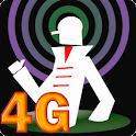 4G technology LTE logo