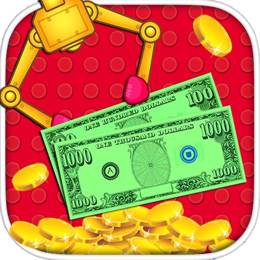 Money Claw: Prize Money Arcade