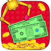 Money Claw: Prize Money Arcade