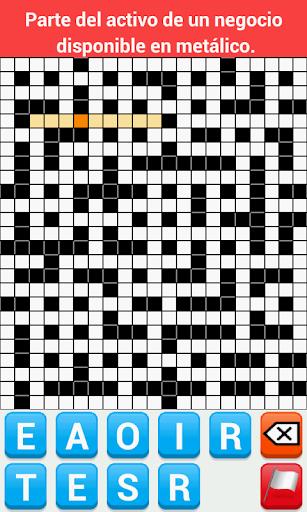 Crucigrama Espau00f1ol 2.3 screenshots 6