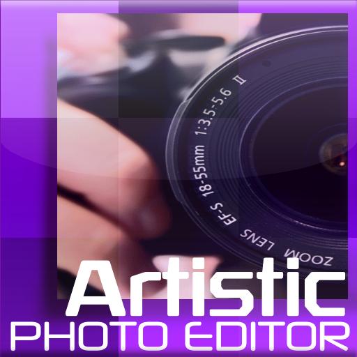 Retrica Camera Artistic LOGO-APP點子