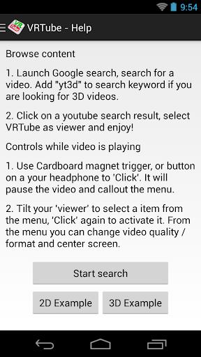 VRTube Preview