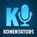 KOMENTATORS icon