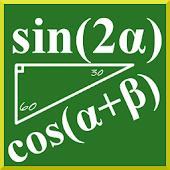 Тригонометрия Шпаргалка