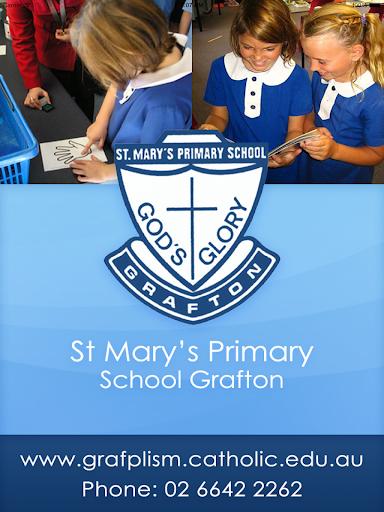 St Marys Primary S Grafton