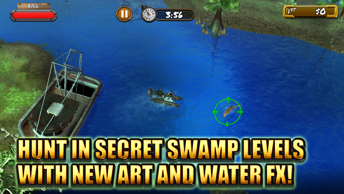 Swamp People - screenshot