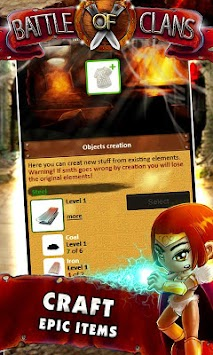 Clash of the Warrior: Tribes apk screenshot