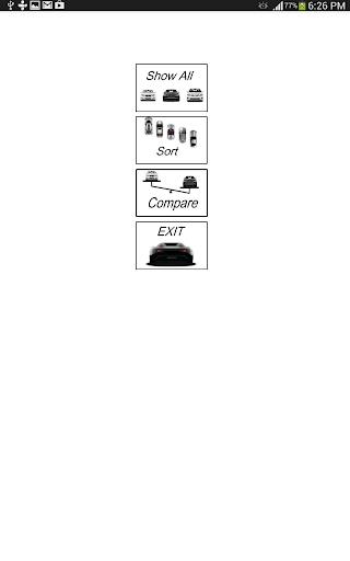 【免費生活App】Car Compare & Sorting-APP點子