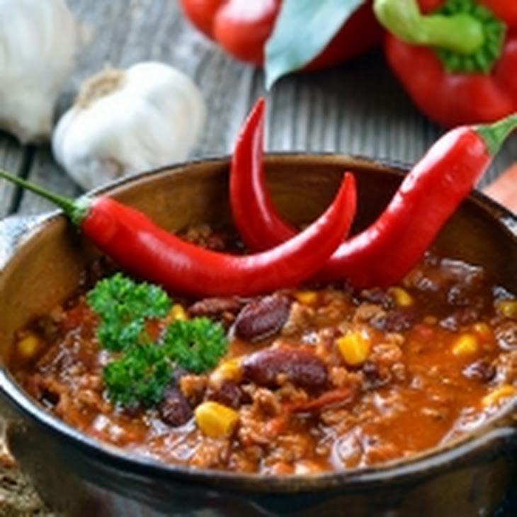Chili en Nacho'S Recipe