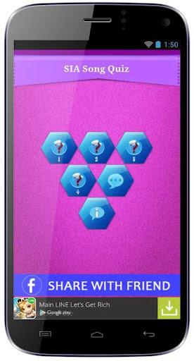 這款Sia Chandelier Songs Quiz媒體娛樂平台App如何攻略?詳細圖文解說全記錄