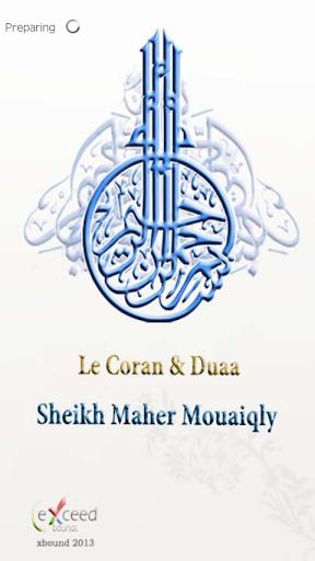 Le Coran Doa Maher Al Mouaiqly