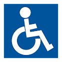 Gehandicapten-P icon