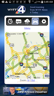 Alarm Clock WYFF 4 Greenville- screenshot thumbnail