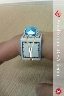 Примерка кольца demo- screenshot thumbnail