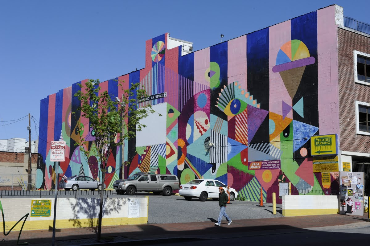 Open Walls Baltimore 1 Open Walls Baltimore Google Arts Culture