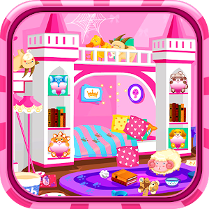 Princess room cleanup for PC and MAC