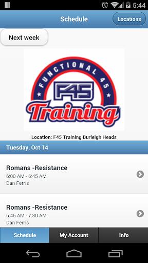 F45 Training Burleigh Heads