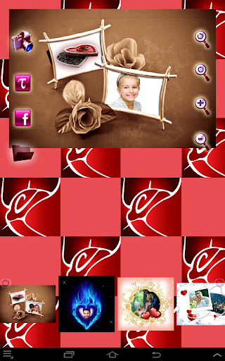 Lovely Photo Frames Collage 1.33 screenshots 5