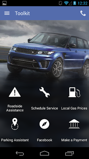 Land Rover Buckhead DealerApp