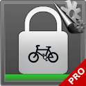 Bike anti-theft pro icon